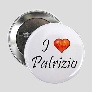 I <3 Patrizio 2.25&quot; Button
