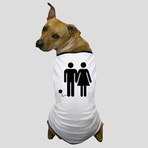 Ball & Chain Dog T-Shirt