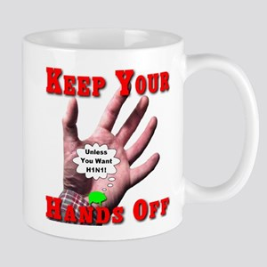 Keep Your Hands Off Mug