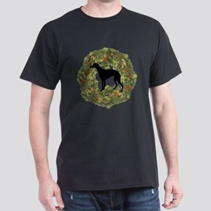 Whippet Xmas Dark T-Shirt