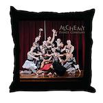 Alchemy Dance Company Throw Pillow
