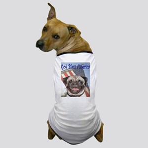 God Bless America Frank Dog T-Shirt