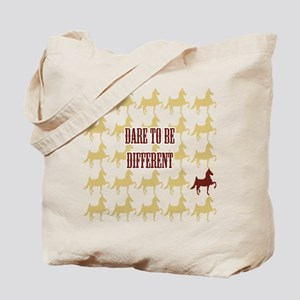Dare To Be Different Tote Bag