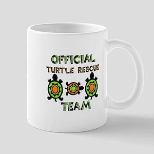 Turtle Rescue Mug