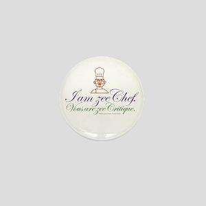 Zee Chef Mini Button