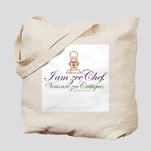 Zee Chef Tote Bag