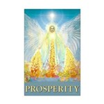 Angel of Prosperity Mini Poster Print