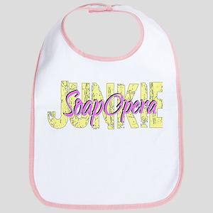 Soap Opera Junkie Bib