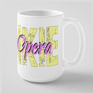 Soap Opera Junkie Large Mug