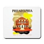Carpenters Hall Mousepad