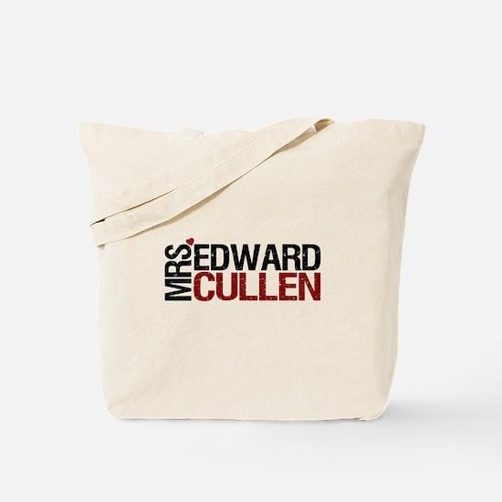 Mrs. Edward Cullen Tote Bag
