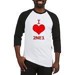 2ne1 shirt Baseball Jersey