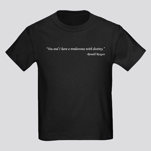 Rendezvous with Destiny Kids Dark T-Shirt