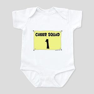 Cheer Squad Infant Bodysuit