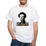 CLAUSEWITZ T-Shirt (White)