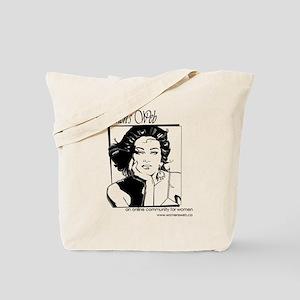 Women's Web Tote Bag