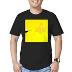 DEC. 5TH DAY#339. FLYING ? Men's Fitted T-Shirt (d