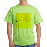 DEC. 5TH DAY#339. FLYING ? Green T-Shirt