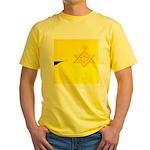 DEC. 5TH DAY#339. FLYING ? Yellow T-Shirt