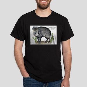 Collared Peccary Dark T-Shirt