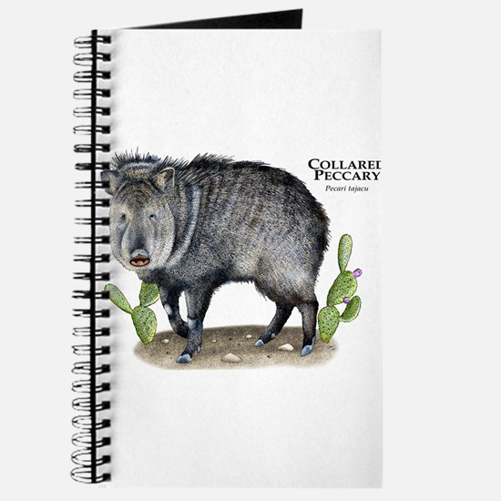 Collared Peccary Journal