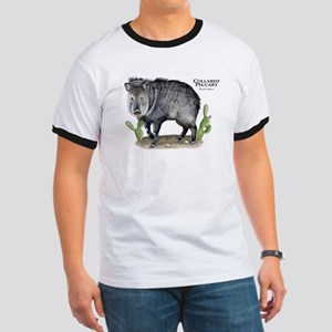 Collared Peccary Ringer T