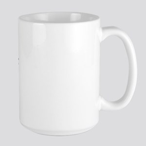 Coffee Kill You Large Mug