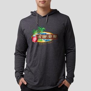 GulfShoresSurfShop Mens Hooded Shirt