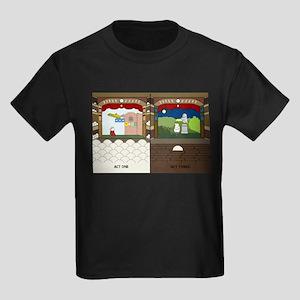 Very Long Opera Kids Dark T-Shirt