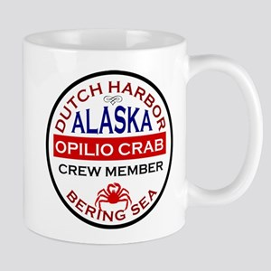 Dutch Harbor Bering Sea Crab Fishing Mug