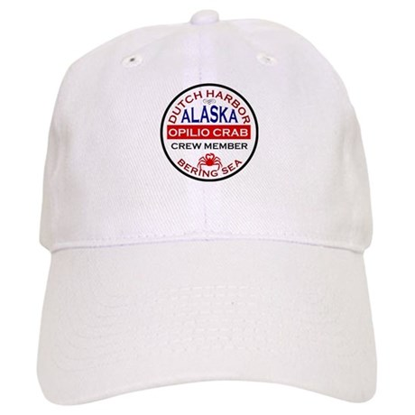09090478c1e Dutch Harbor Bering Sea Crab Fishing Baseball Cap by Opilio