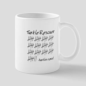 Turtle Rescuer Mug