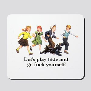 Let's Play Mousepad