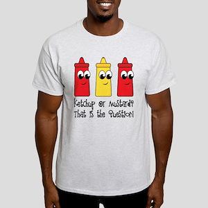 Ketchup Food Humor Light T-Shirt