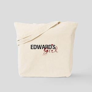 Edward's Girl Tote Bag