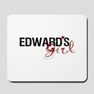 Edward's Girl Mousepad