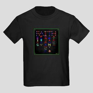 Engineering FAITH Kids Dark T-Shirt