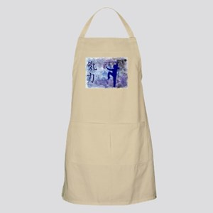 Spirit Sword Navy Apron