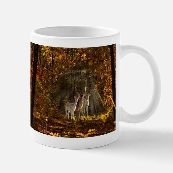 Wild Deer Mug