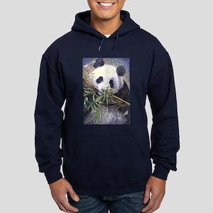 Panda Hoodie (dark)
