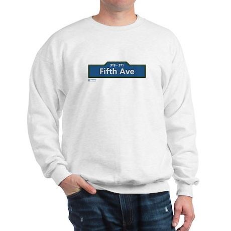 5th Avenue in NY Sweatshirt
