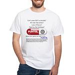 Darts Meds 2017 White T-Shirt