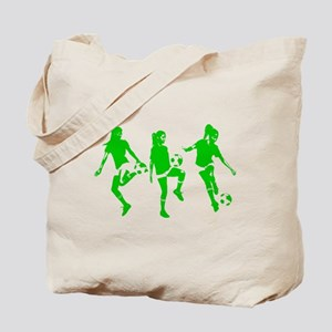 Green express Yourself Female Tote Bag