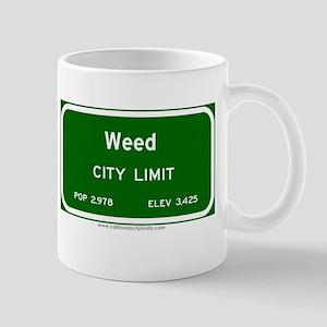 Weed Mug