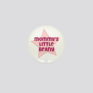 Mommy's Little Beany Mini Button
