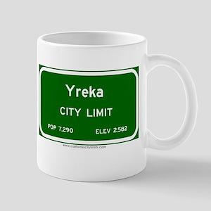 Yreka Mug