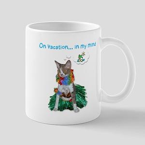 On Vacation Mug