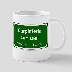 Carpinteria Mug