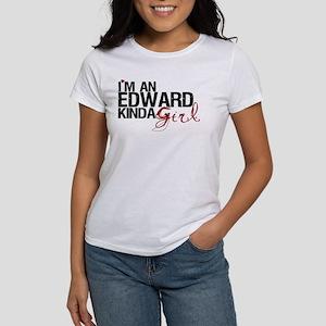 Edward Kinda Girl Women's T-Shirt