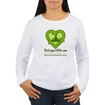 TheLoggersWife.com Women's Long Sleeve T-Shirt